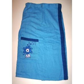 ADPi Terry Cloth Towel Wrap