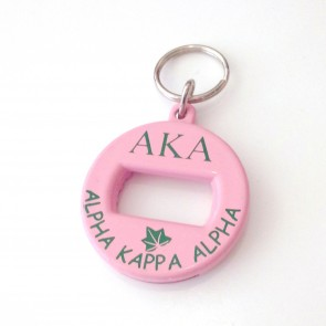 Alpha Kappa Alpha Bottle Opener