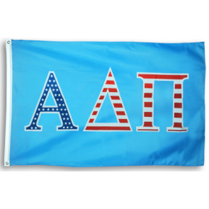 American Sorority Flags