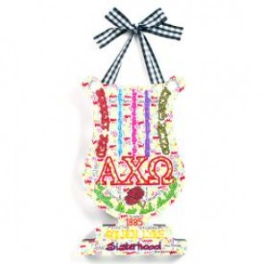 AChiO Lyre Wall Decoration