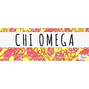 Chi O Lilly Cover