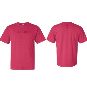 Chi Omega Sorority T-Shirt