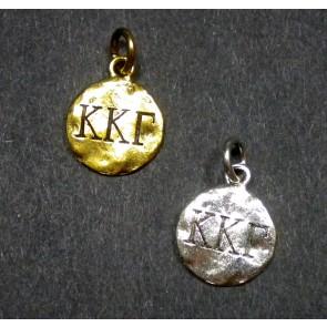 Monogram Kappa Kappa Gamma Charm