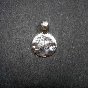 Monogram Zeta Tau Alpha Charm