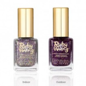 Ruby Wing® Color Changing Nail Polish - Festival