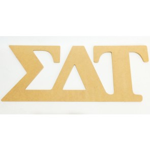 "Sigma Delta Tau 10"" Wall Letters"