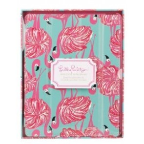 Lilly Pulitzer iPad Case with Stand in Gimme Some Leg