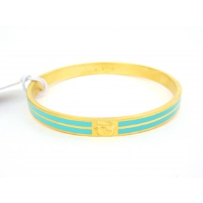 Spartina 449 Striped  Bangle - Turquoise