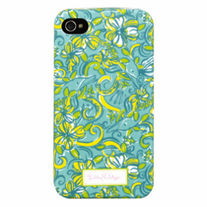 DDD Lilly iPhone 4/4s Cover