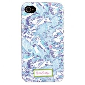 Lilly Pulitzer iPhone 5 Cover - Kappa Kappa Gamma