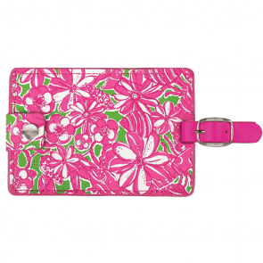 Lilly Pulitzer Coronado Crab Luggage Tag