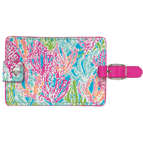 Lilly Pulitzer Let's Cha Cha Luggage Tag