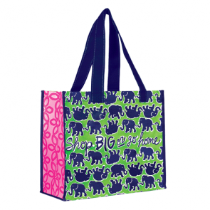 Lilly Pulitzer Tusk in Sun Market Bag