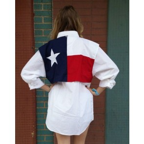 Texas Flag Long-Sleeve PFG