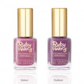 Ruby Wing® Color Changing Nail Polish - Mystic