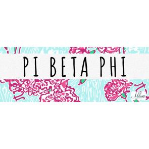 Pi Beta Phi Lilly Pulitzer Cover Photo