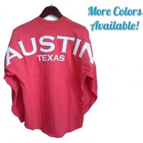 Austin Spirit Jersey