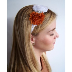 Shabby Game Day Headband