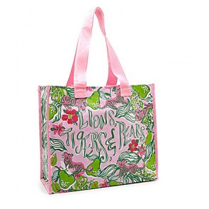 Lilly Pulitzer Tiger Lilly Market Bag