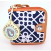 Spartina 449 Mini Zip Wallet - Sailor's Watch